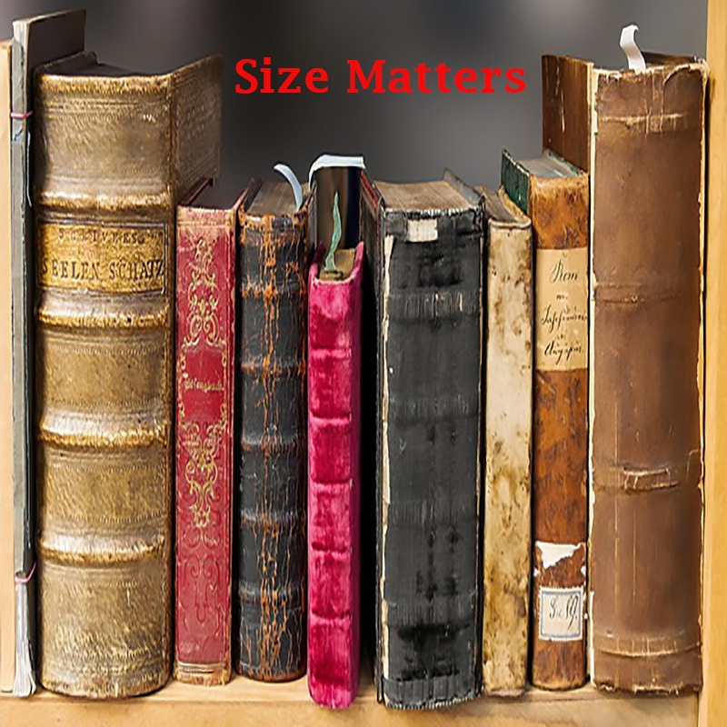 Book Sizes: How to Pick the Right Size of Book