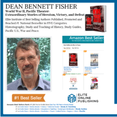 Author Bennett Fisher Hits #1 Bestseller on Amazon