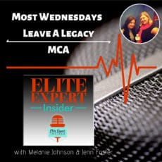 Most Wednesdays – Leave A Legacy