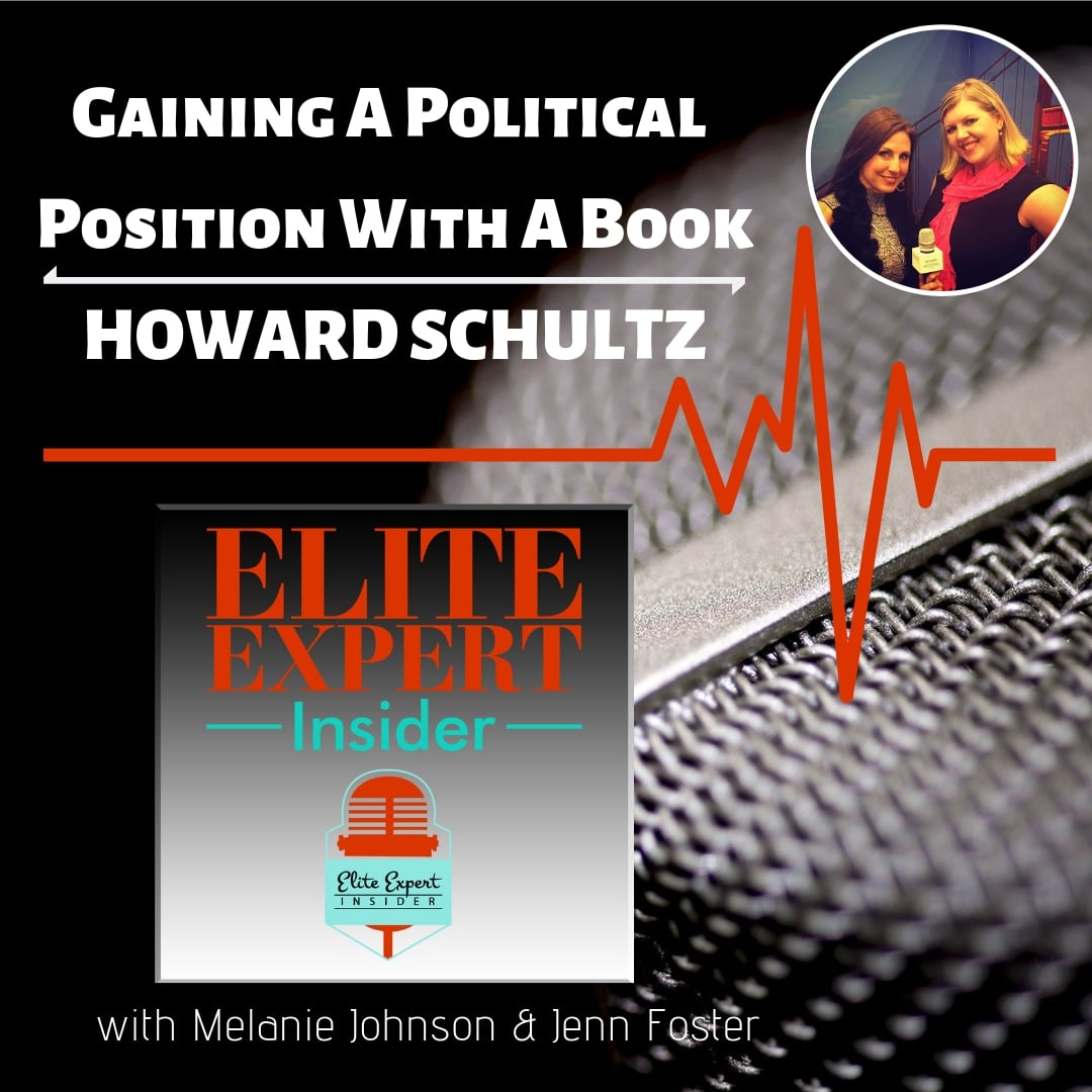 Gaining A Political Position With A Book – Howard Schultz