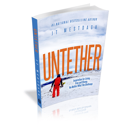 Untether: The Life-Changing Message to Master Your Limitations