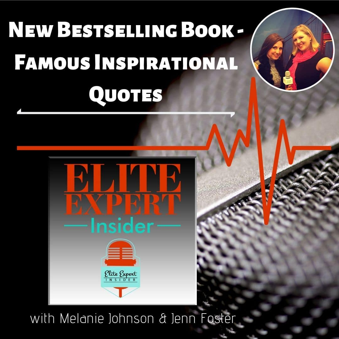 New Bestselling Book – Famous Inspirational Quotes