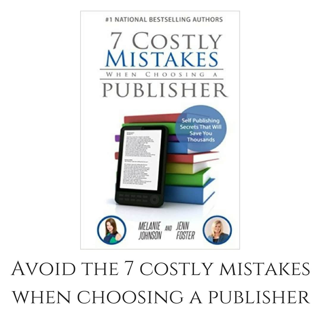 Read Pages from 7 Costly Mistakes When Choosing a Publisher