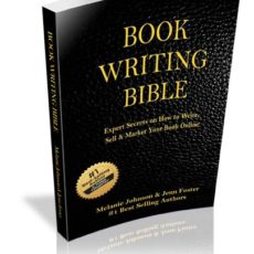 "Read Pages from Our ""Book Writing Bible"""