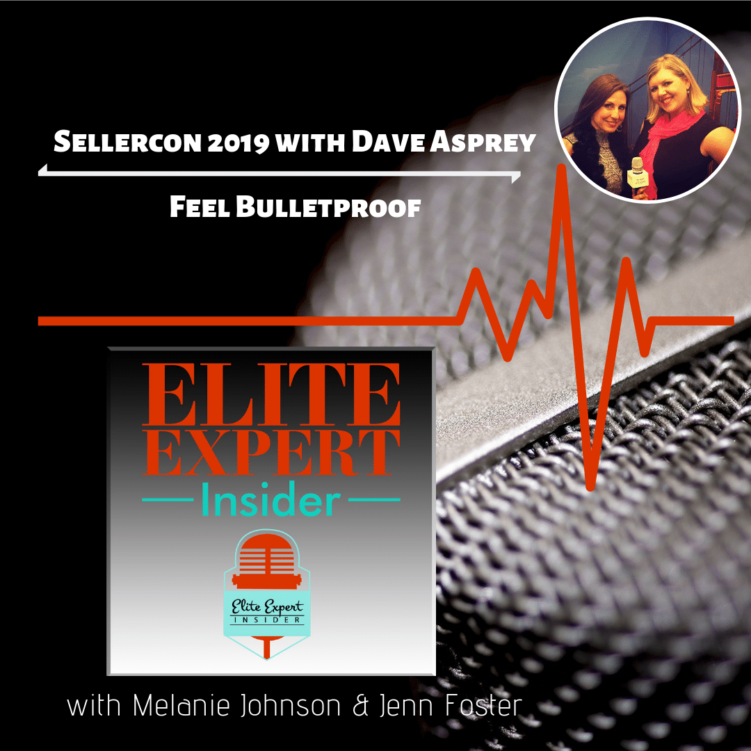 SellerCon 2019 with Dave Asprey | Feel Bulletproof