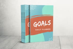 Goals Daily Planner