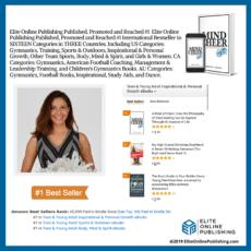 Jordan L. Brown Hits #1 International Bestseller with A Mind of Cheer