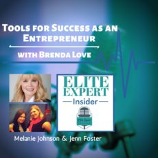 Tools for Success as an Entrepreneur | with Brenda Love