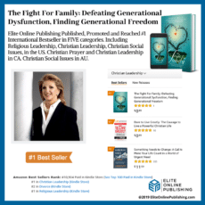 Author Francie Willis Hits #1 International Bestseller With New Book