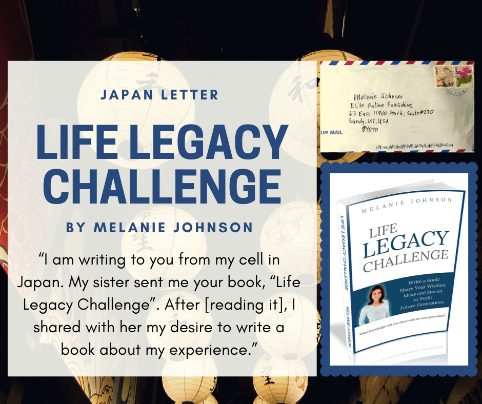 An Unbelievable and Inspiring Letter from a Reader in Japan