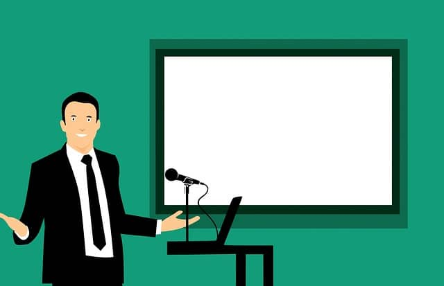 How to Position Yourself as a Speaker on Your Website