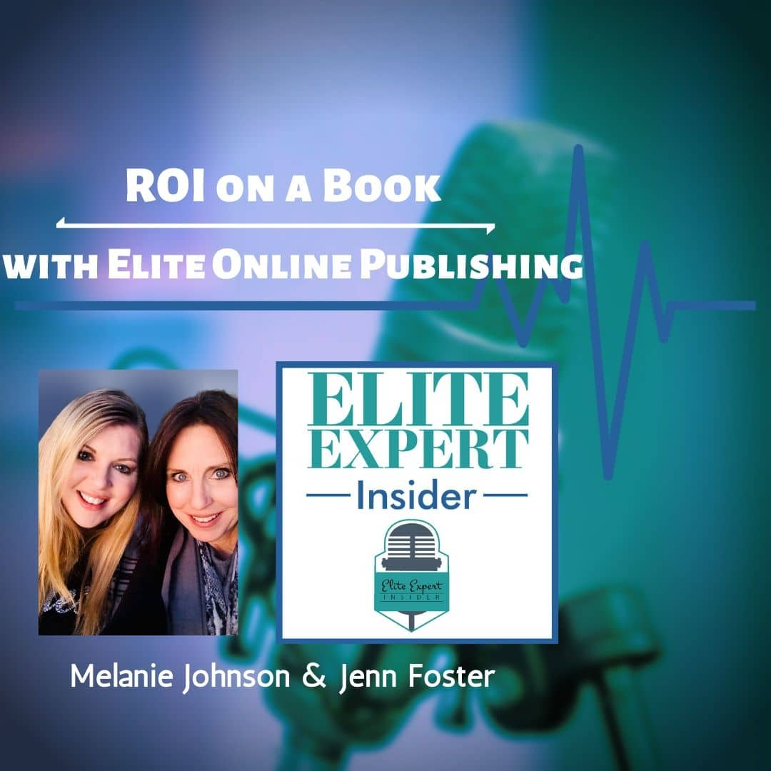 ROI on a Book | with Elite Online Publishing