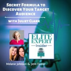 Secret Formula to Discover Your Target Audience | with Juliet Clark