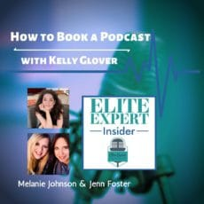 How to Book a Podcast | with Kelly Glover