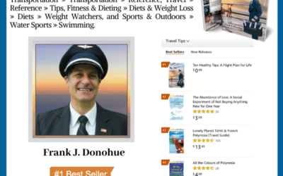 Author Frank J. Donohue Hit #1 National Bestseller With His New Book