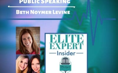 Public Speaking with Beth Noymer Levine