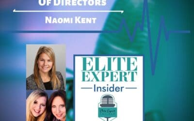 How To Join A Board Of Directors with Naomi Kent