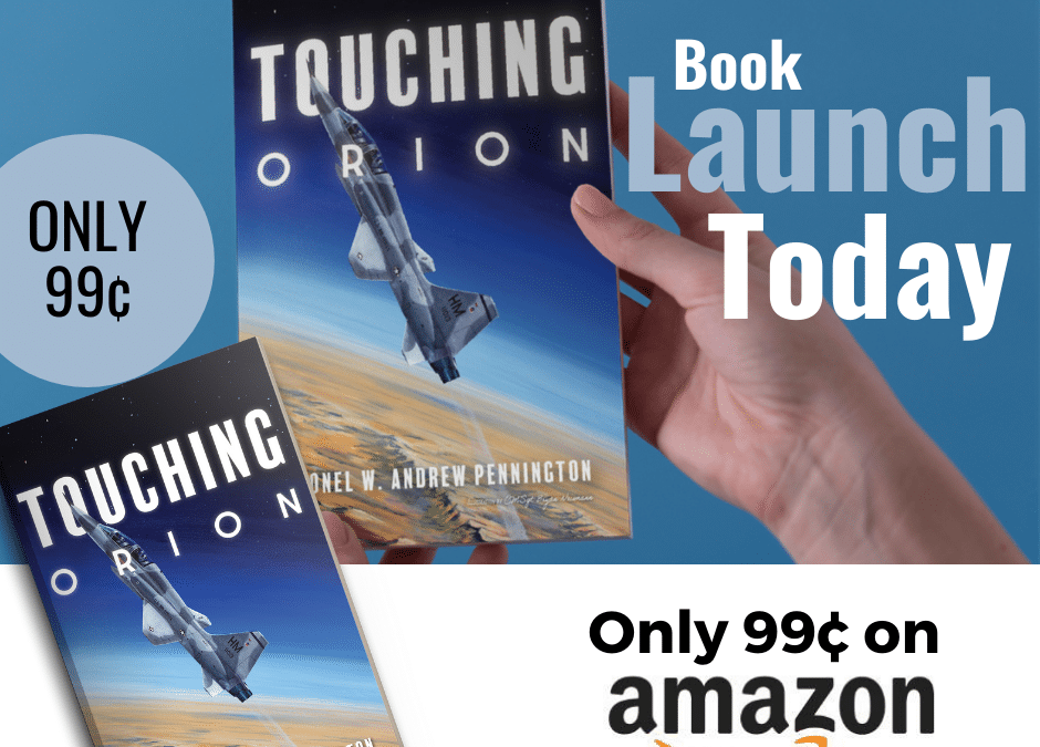 [Book Release] Touching Orion