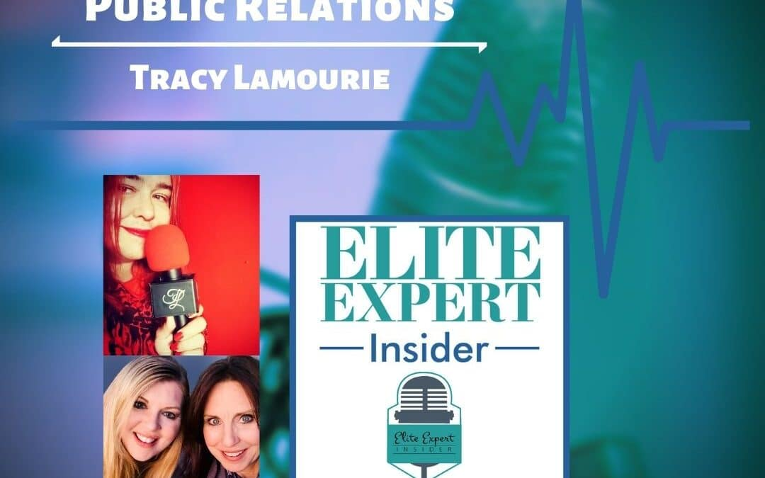 Public Relations With Tracy Lamourie