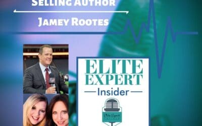 Becoming A Best Selling Author With Jamey Rootes