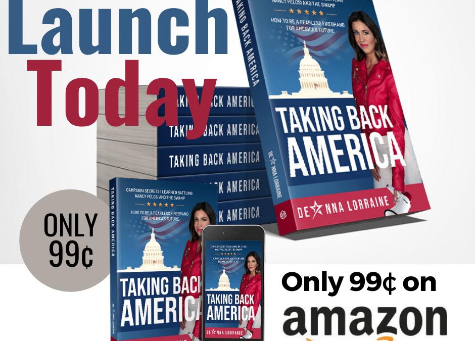 Taking Back America by DeAnna Lorraine