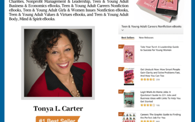 #1 National Bestselling Author Tonya L. Carter releases her book Take Your Turn!