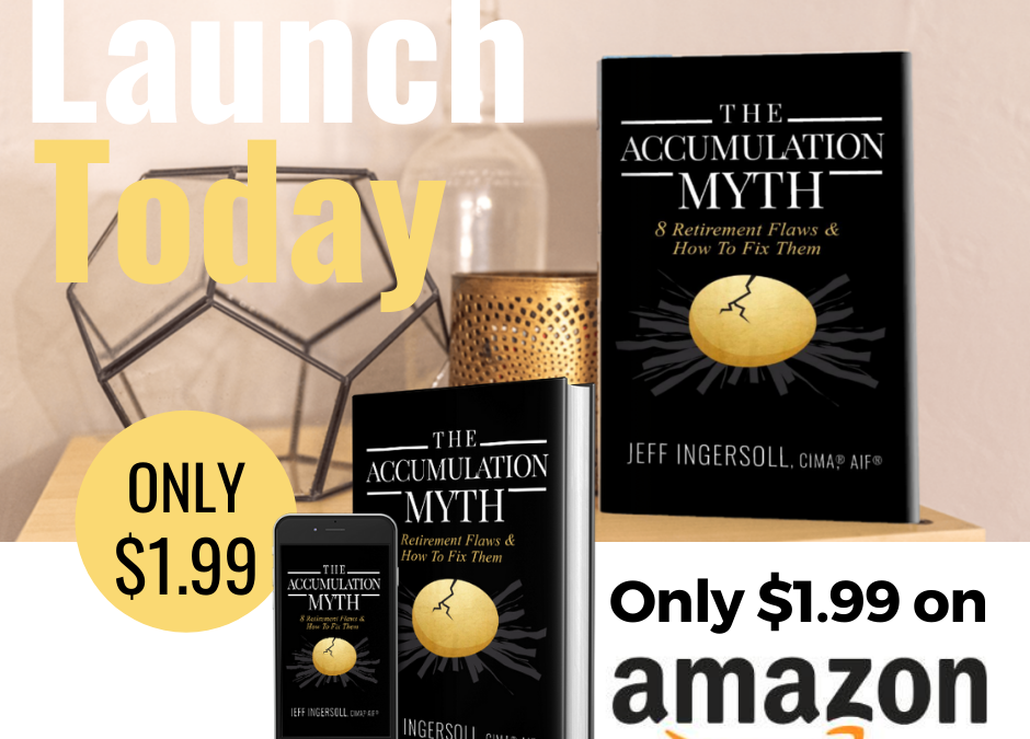 GET REAL about your retirement- Book Release The Accumulation Myth
