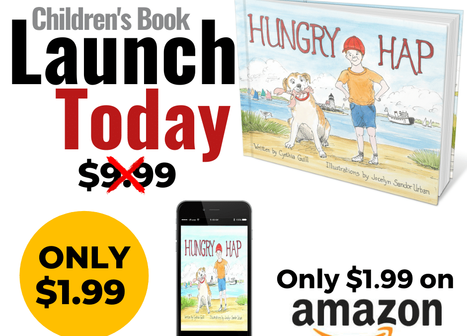 Children's Book Release – Hungry Hap by Cynthia Guill