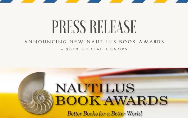 Press Release Announcing New Nautilus Book Awards