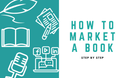 How to Market a Book Step by Step