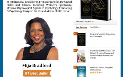 International Bestselling Author Mija Bradford