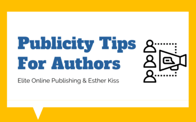 Publicity Tips For Authors