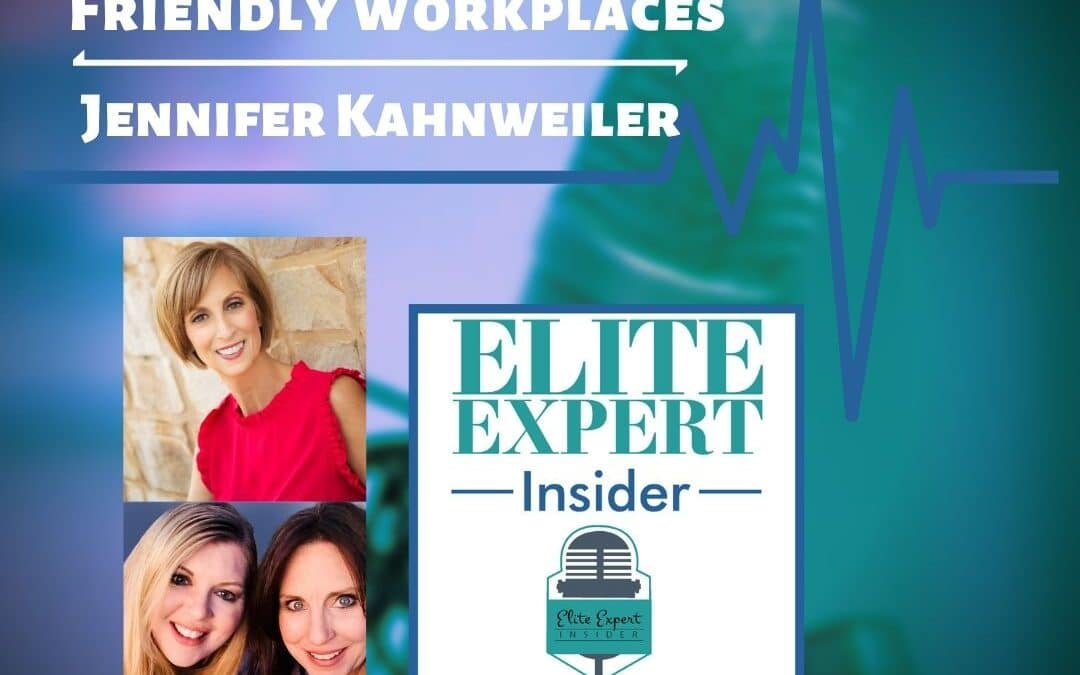 Creating Introvert Friendly Workplaces with Jennifer Kahnweiler