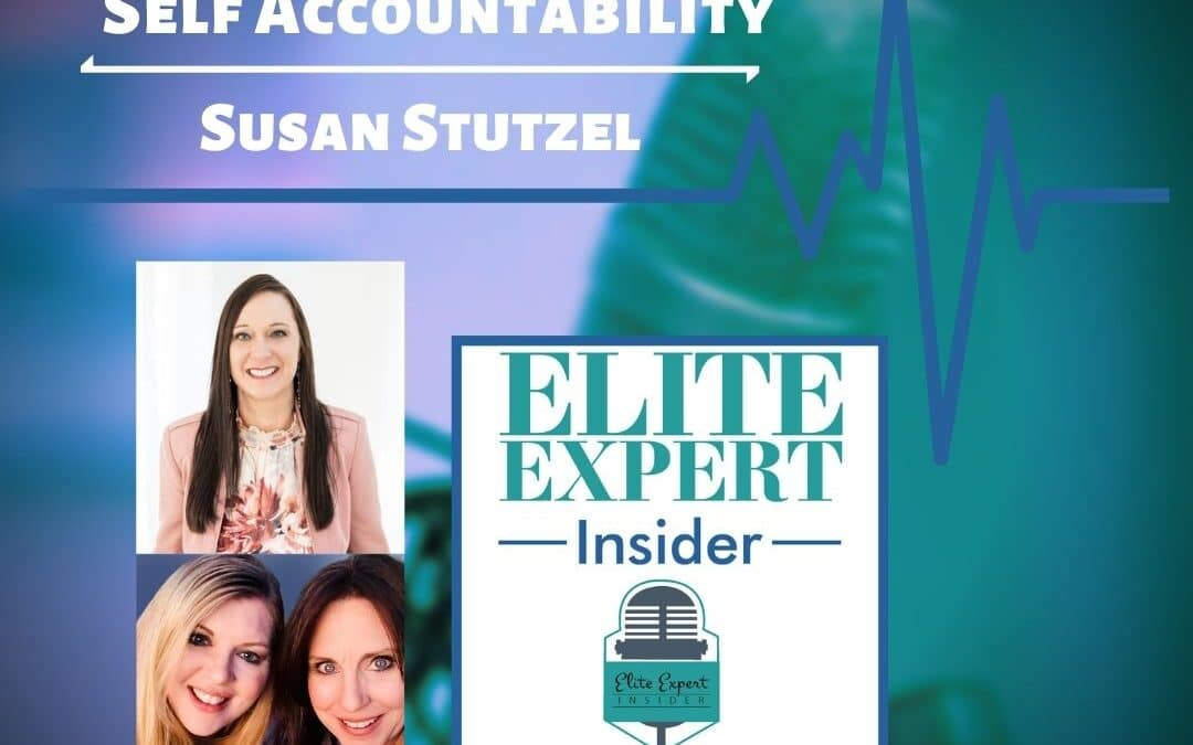 Confidence and Self Accountability With Susan Stutzel
