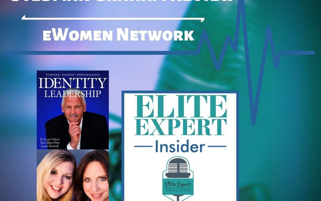 Identity Leadership by Stedman Graham Review eWomen Network