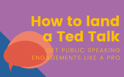 How to Land a Ted Talk
