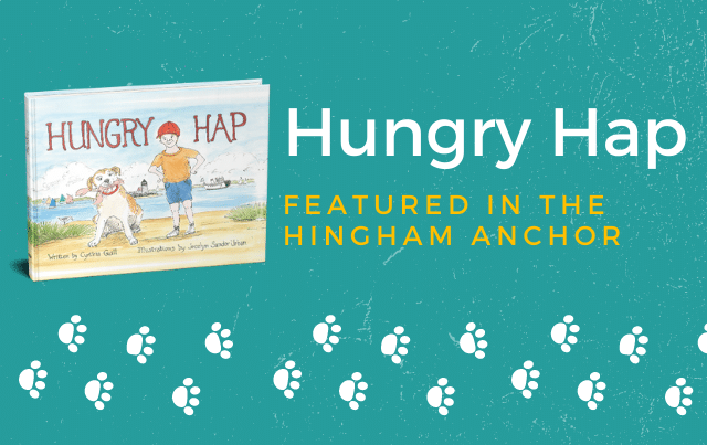 Hungry Hap Featured in The Hingham Anchor