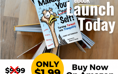 [Book Release] Managing Your Crazy Self by Randy Guttenberger