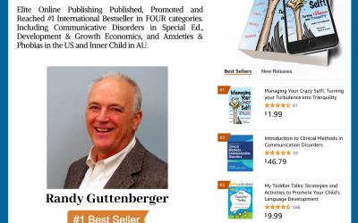 International Bestselling Author Randy Guttenberger
