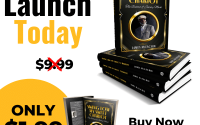 [Book Release] Swing Low My Sweet Chariot by James McEachin